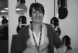 Disability Coordinator Paula West